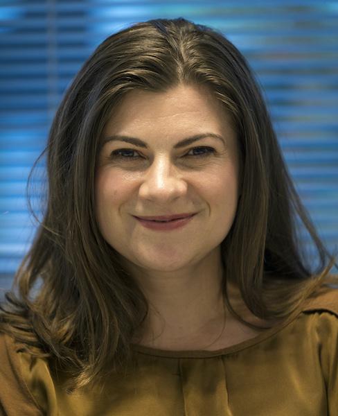 Pleased to meet: Anca Anastasopol