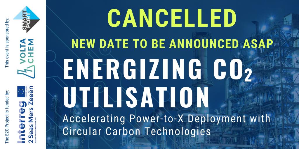 Energizing CO2 Utilisation: event cancelled