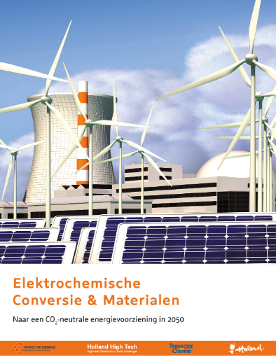 Netherlands conference on Electrochemical Conversion & Materials (ECCM)