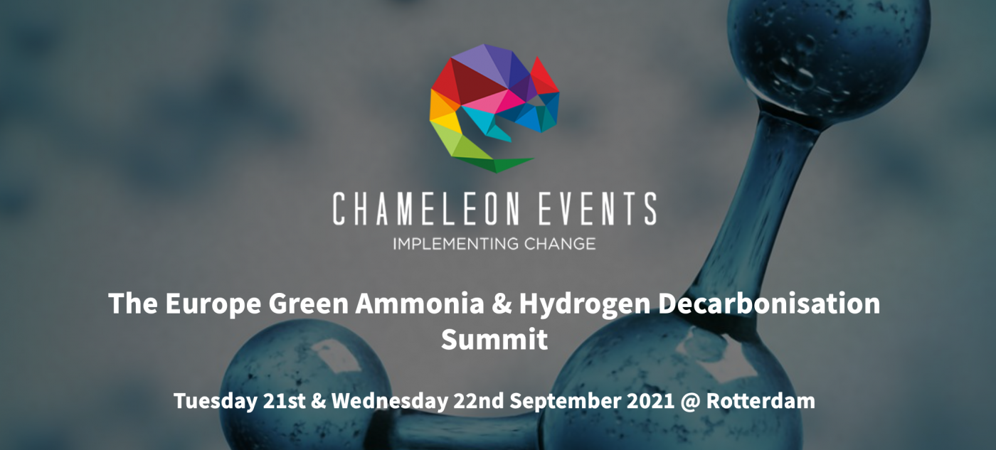 European Green Ammonia & Hydrogen Decarbonisation Summit