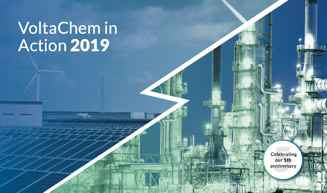 VoltaChem in action: Growing significance of industrial electrification