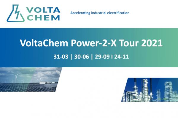 VoltaChem Power-2-X Tour 2021 #1: Viable value chains | The ARRRA region as supercluster