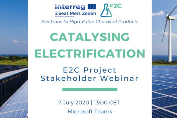 Catalysing electrification I E2C Project Stakeholder Webinar
