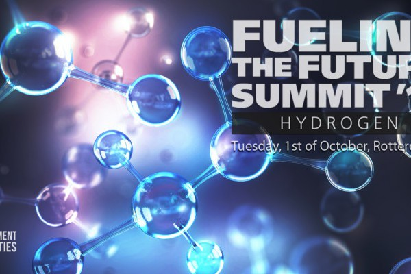 Presenting Europe's largest Hydrogen Research Facility at Fueling the Future Summit 2019