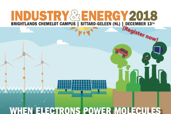 'When electrons power molecules' congress; shows readiness for the next level in electrification!