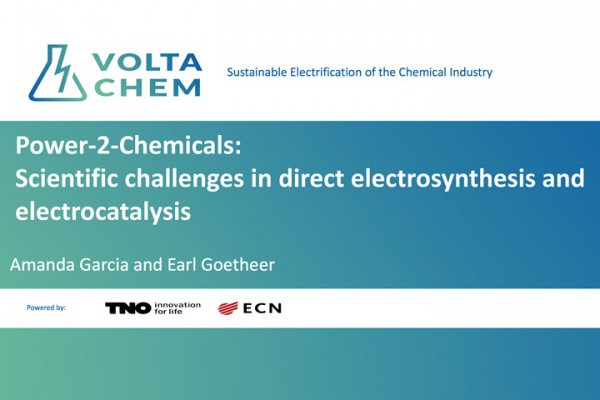Power-to-Chemicals Session 25