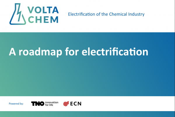 VoltaChem - A Roadmap for Electrification