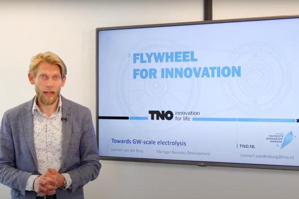 Lennart van der Burg hosts hydrogen webinars targeted towards China