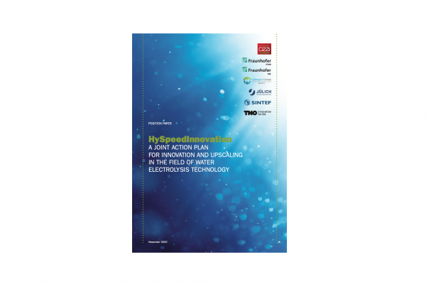 European RTOs: Accelerating development of electrolysis